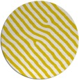 rug #420317 | round white stripes rug