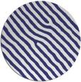 rug #420321 | round white animal rug