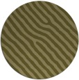 rug #420373 | round light-green rug