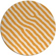 rug #420389 | round light-orange animal rug