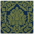 rug #420781 | square blue traditional rug