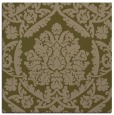 rug #420865 | square mid-brown traditional rug