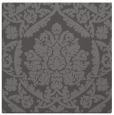 rug #420893 | square mid-brown rug