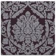 rug #420981 | square purple damask rug