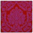 rug #420997 | square red rug