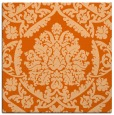 rug #421005 | square red-orange popular rug