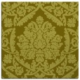 rug #421065 | square light-green rug