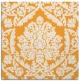 rug #421093 | square light-orange traditional rug