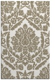 rug #421449    white traditional rug