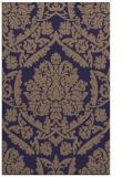 rug #421557 |  beige damask rug