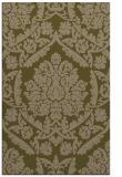 rug #421569 |  brown traditional rug