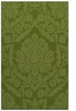 rug #421573 |  green damask rug