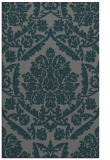 rug #421577 |  green traditional rug