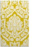 rug #421749    yellow traditional rug