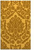 rug #421753 |  light-orange traditional rug