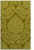 rug #421769 |  light-green traditional rug