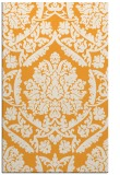 rug #421797 |  light-orange traditional rug