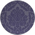 rug #421891 | round traditional rug