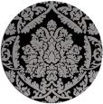 rug #421974   round traditional rug
