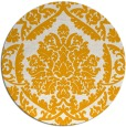rug #422138 | round traditional rug