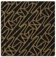 rug #424285 | square mid-brown rug
