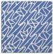 rug #424305   square blue rug