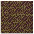 rug #424493 | square purple popular rug