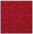 rug #424517 | square abstract rug