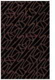 rug #424985 |  black graphic rug