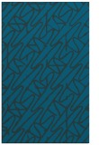 rug #425049 |  blue popular rug