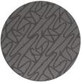 rug #425470 | round graphic rug