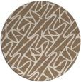 rug #425473 | round graphic rug