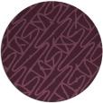 rug #425480 | round graphic rug