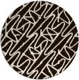 rug #425618   round graphic rug
