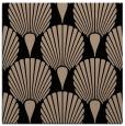rug #426037 | square black graphic rug