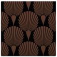 rug #426041   square black graphic rug