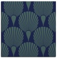 rug #426057   square blue graphic rug