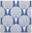 rug #426065 | square blue rug