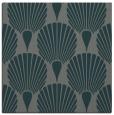 rug #426153 | square green retro rug
