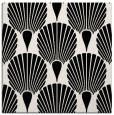 rug #426297 | square white retro rug