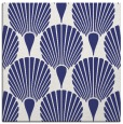 rug #426305 | square blue graphic rug
