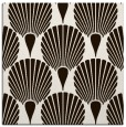 rug #426321 | square brown graphic rug