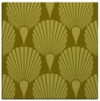 rug #426345 | square light-green rug