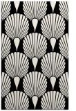 rug #426733 |  black retro rug