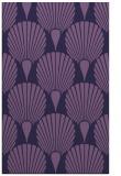 rug #426825 |  purple graphic rug