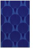 rug #426833    blue-violet graphic rug