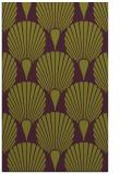 rug #426957 |  purple graphic rug