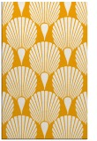 rug #427065 |  light-orange graphic rug