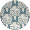 rug #427106 | round graphic rug
