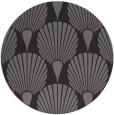 rug #427231 | round graphic rug
